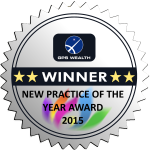 Reine Clemow Best New Financial Planning Practice 2015