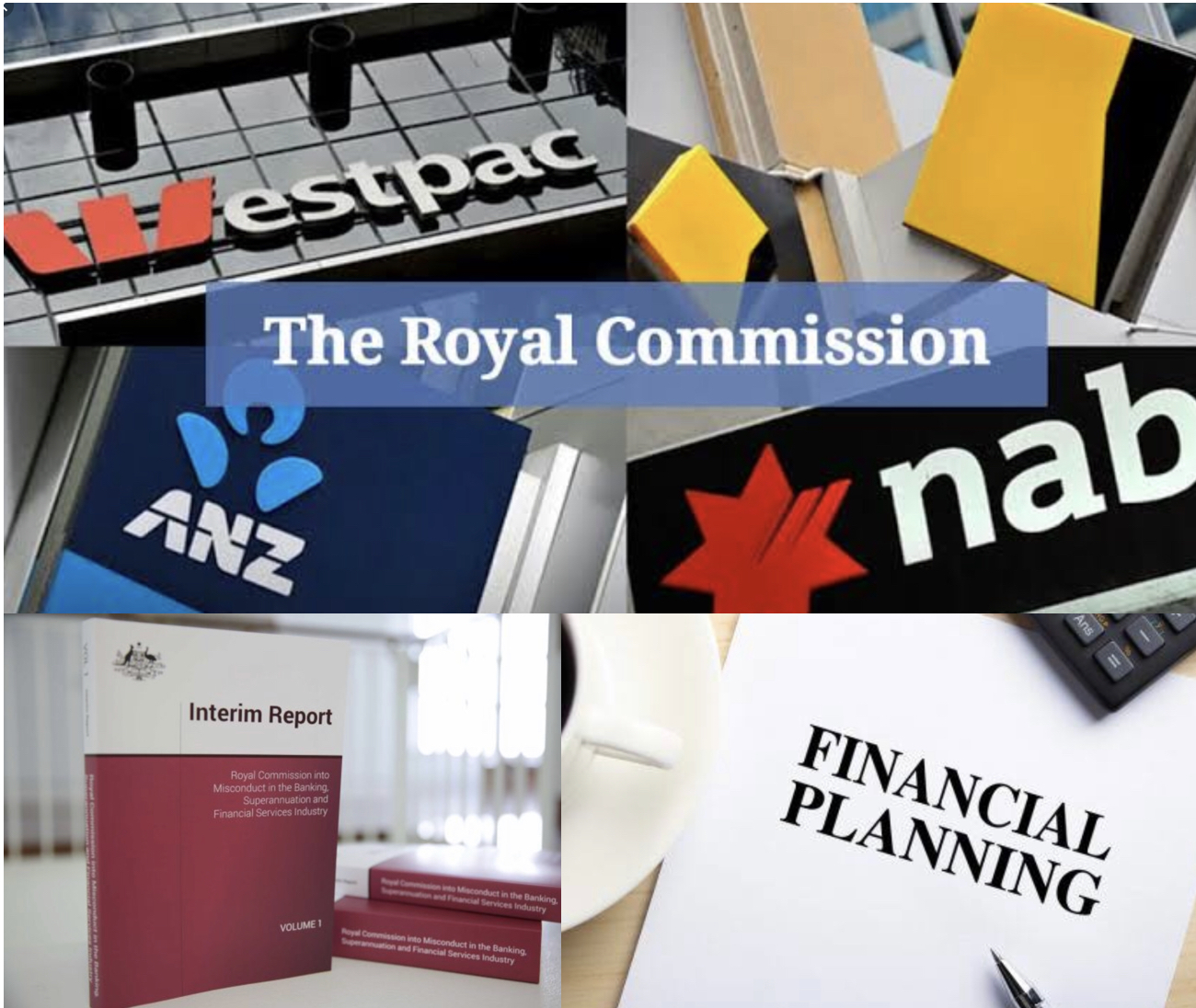 Royal Commission into Financial Planning